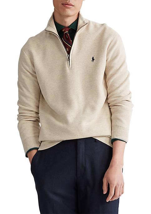 Polo Ralph Lauren Big & Tall Cotton Half