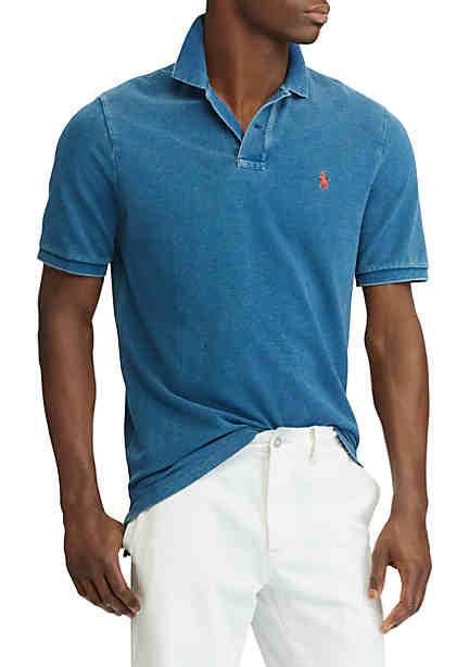 Polo Ralph Lauren Classic Fit Mesh Polo Shirt ...