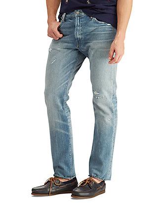e3e93b53e Polo Ralph Lauren. Polo Ralph Lauren Big   Tall Hampton Relaxed Straight  Jeans