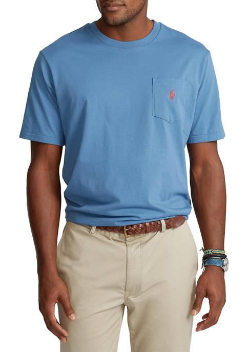 Big & Tall Classic Fit Pocket T-Shirt