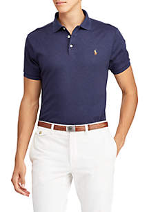 Big & Tall Classic Fit Soft-Touch Polo Shirt