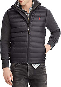 Big & Tall Packable Down Vest