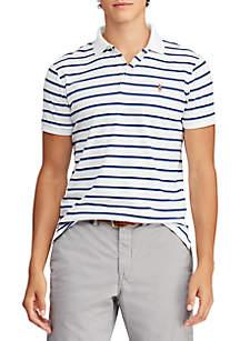 Polo Ralph Lauren Big & Tall Short Sleeve Soft Touch Stripe Polo