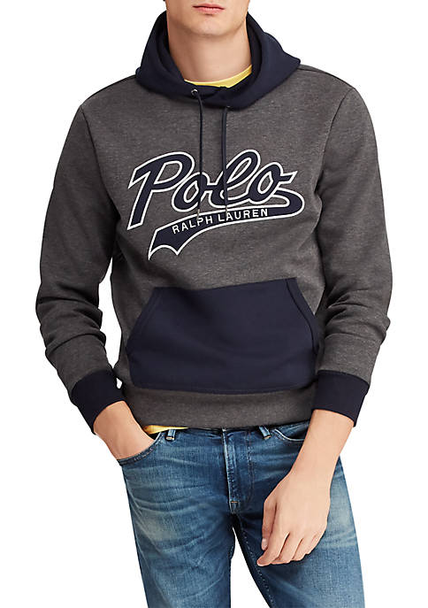 Big & Tall Double Knit Hoodie