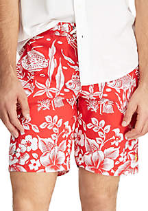 Polo Ralph Lauren Big & Tall Kailua Coral Swim Trunk