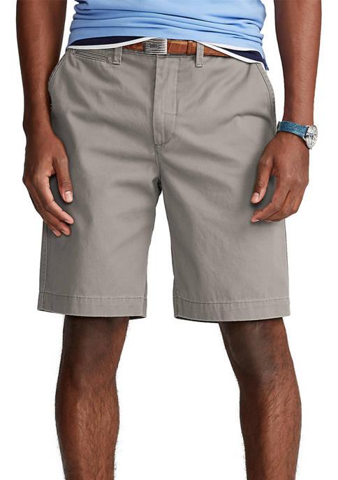 Big & Tall Classic Fit Chino Shorts