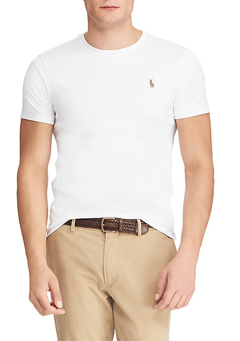 Big & Tall Classic Fit Soft-Touch T-Shirt