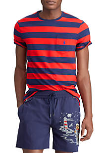 655fdf0673 ... Polo Ralph Lauren Big & Tall Custom Slim Fit Cotton Tee