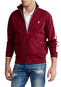 Polo Ralph Lauren Big & Tall Cotton Interlock Track Jacket