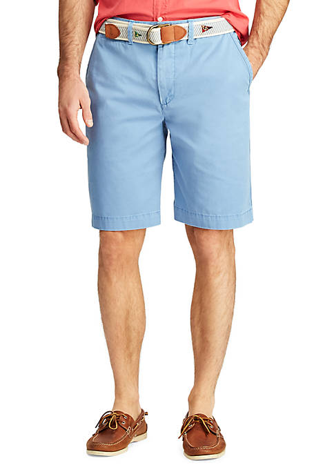 Big & Tall Classic Fit Cotton Chino Short