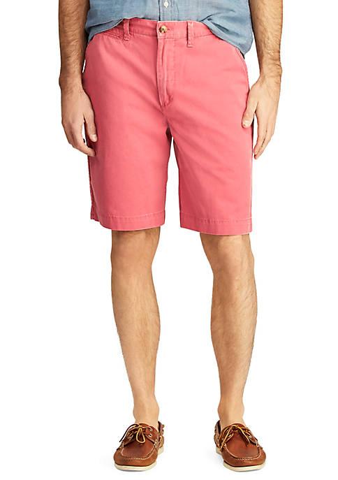 Big & Tall Classic Fit Cotton Chino Short