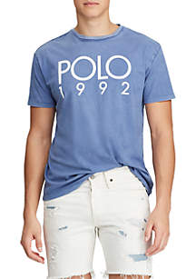 075273e3 ... Polo Ralph Lauren Big & Tall Classic Fit Graphic Tee