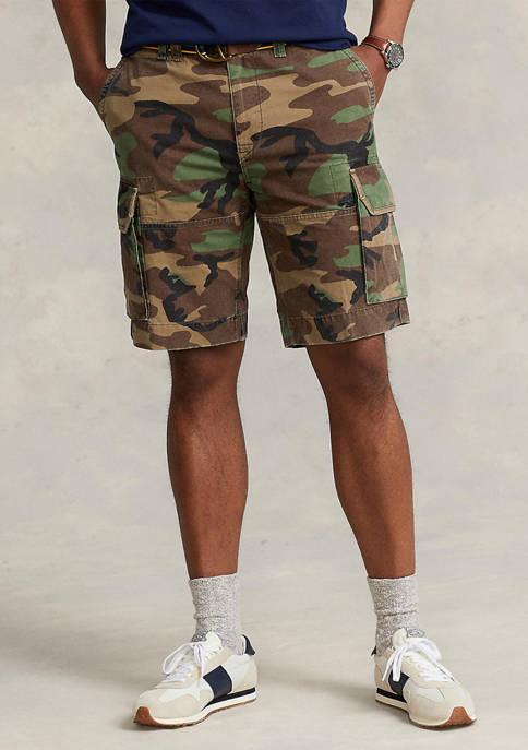 Polo Ralph Lauren Camo Cotton Cargo Short