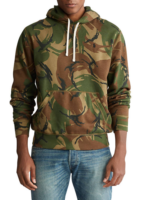 Polo Ralph Lauren Big & Tall Camo Fleece