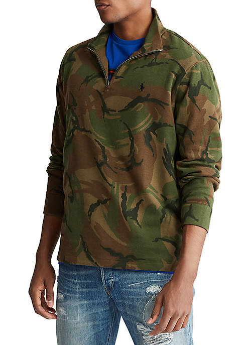 Polo Ralph Lauren Big & Tall Camo Half