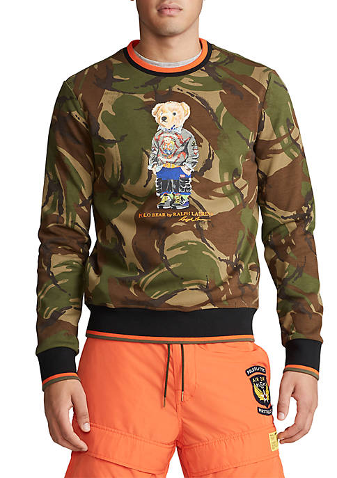 Polo Ralph Lauren Big & Tall Polo Bear