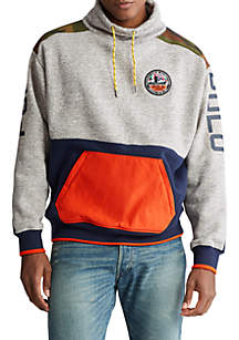 Polo Ralph Lauren Big & Tall Polo Terrain Fleece Sweatshirt