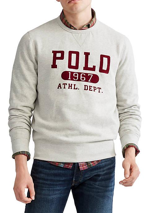 Polo Ralph Lauren Big & Tall Fleece Graphic