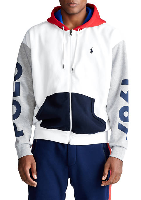 Polo Ralph Lauren Big & Tall Color-Blocked Logo