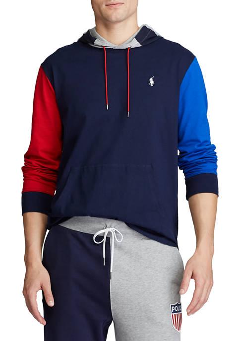 Polo Ralph Lauren Big & Tall Jersey Hooded