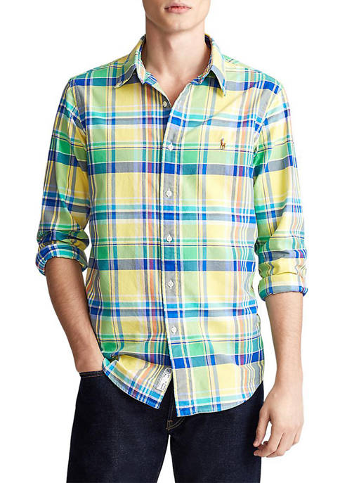 Polo Ralph Lauren Classic Fit Oxford Shirt