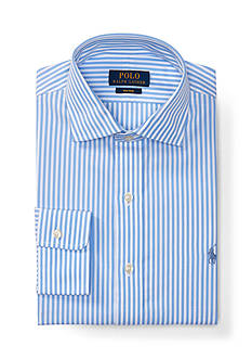 Polo Ralph Lauren Non-Iron Cotton Oxford Dress Shirt