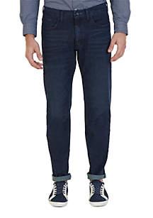Anchor Denim Relaxed Dark Wash Jeans