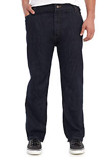 Big & Tall 5-Pocket Relaxed Fit Jean