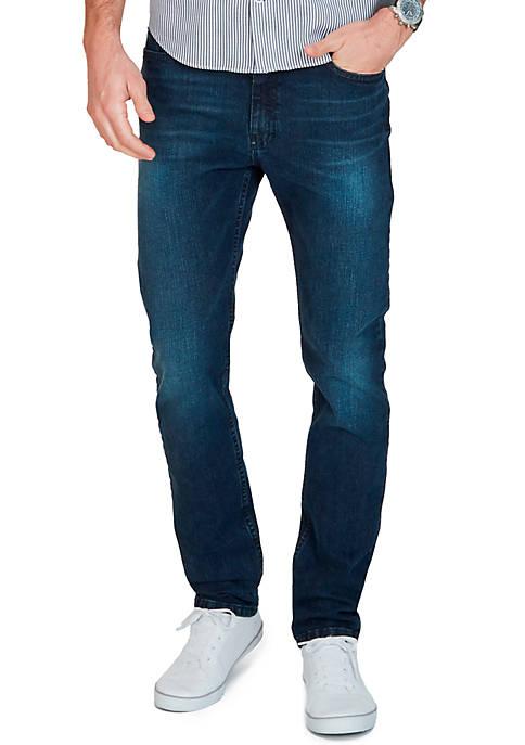Nautica Slim Fit Deep Dark Wash Jean