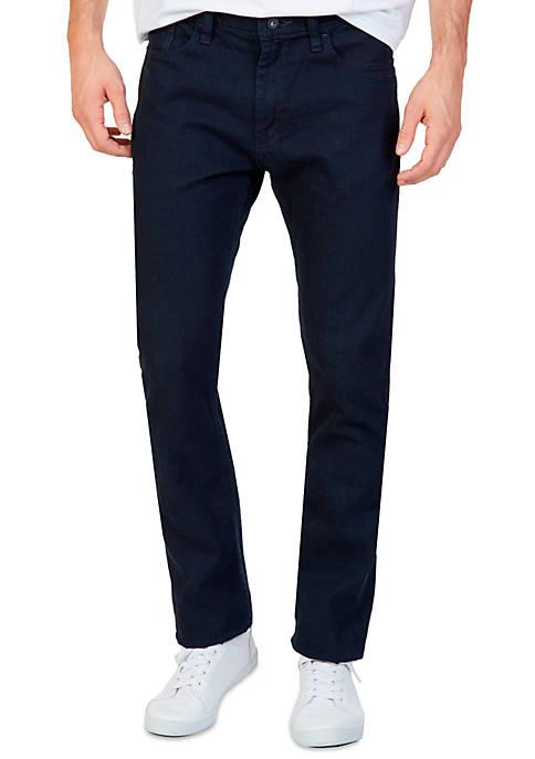 Nautica Straight Fit Deep Dark Wash Jean