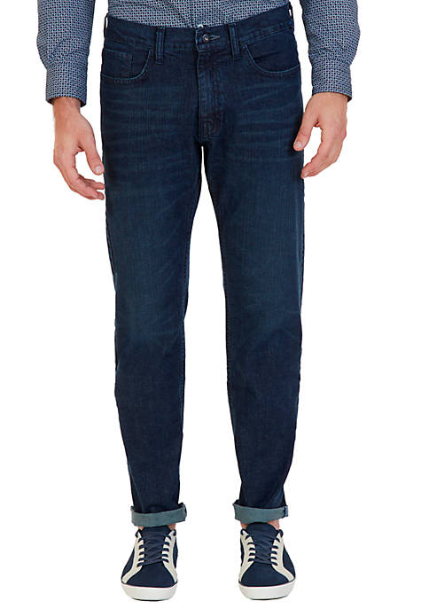 Nautica Pure Adriatic Sea Relaxed Fit Stretch Jeans