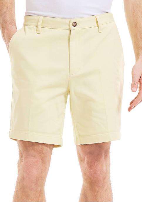 Nautica 8.5-Inch Classic Fit Deck Shorts