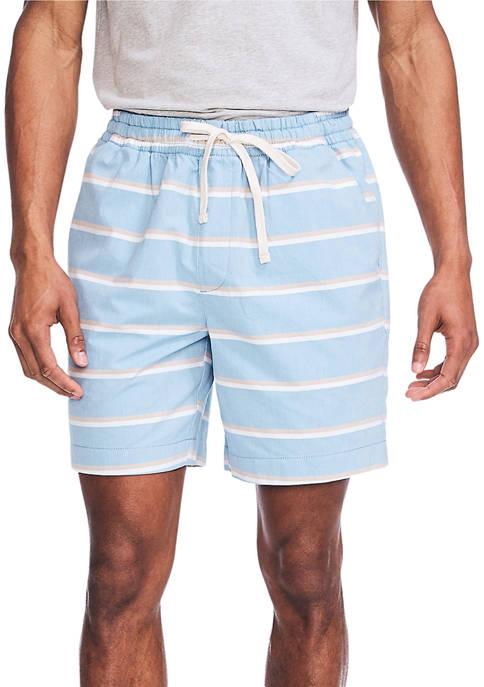 Stripe Boardwalk Shorts