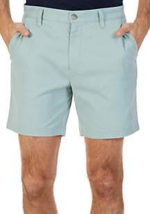 Classic Fit Shorter Length Short