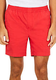 Nautica Classic Fit Active Stretch Wicking Shorts
