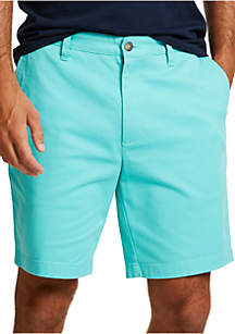 Nautica 8.5 in Classic Fit Stretch Deck Shorts