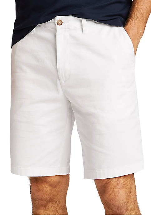 Nautica 10 in Classic Fit Stretch Deck Shorts