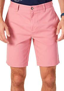 Nautica Big & Tall Stretch Deck Shorts