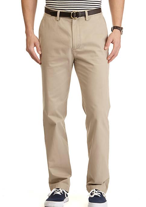Big & Tall True Khaki Twill Pant