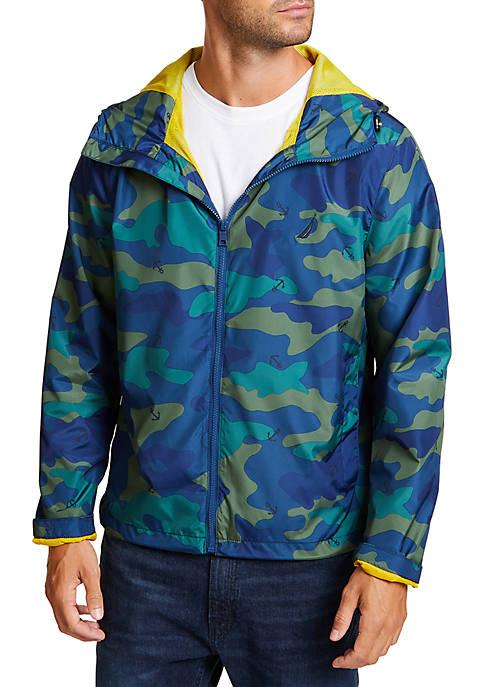 Long Sleeve Printed Jacket