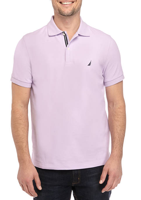 FCA Deck Solid Polo Shirt