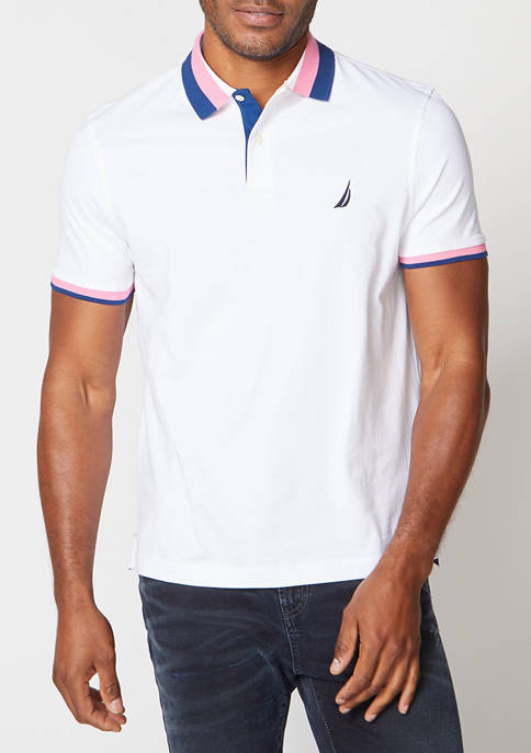 Classic Fit Jersey Polo