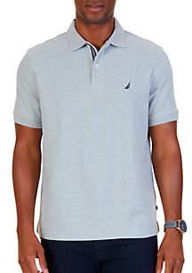 Short Sleeve Solid Performance Deck Shirt