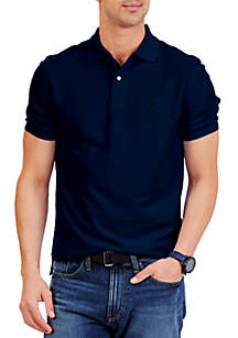 Short Sleeve Solid Performance Deck Shirt