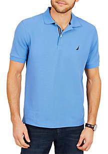 Nautica Classic Fit Moisture Wicking Polo Shirt