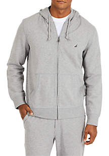 Anchor Fleece Full-Zip Hoodie