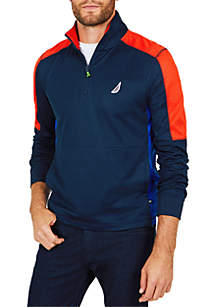 Classic Fit Long Sleeve Performance Polo
