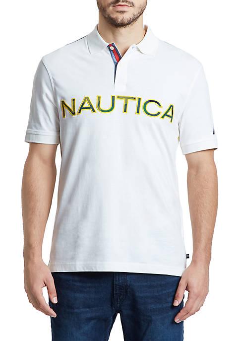 Logo Classic Fit Polo Shirt