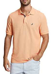 Solid Classic Fit Deck Polo Shirt