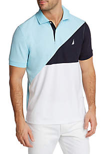 9fe58835ce3 Nautica Performance Classic Fit Solid Dress Shirt · Nautica Color Block  Navtech Classic Fit Polo